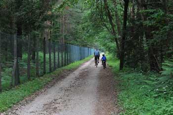 Brdo pri Kranju je družinski izlet, od koder se lepo vidijo Karavanke s hribi Storžič, Kriška gora in Srednji vrh.