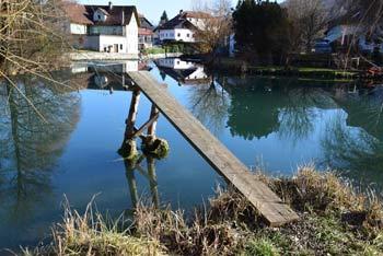 Izvir Krke se napaja iz Radenskega polje in je primeren izlet za otroke.