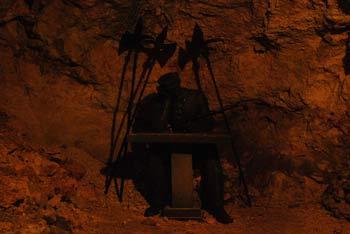 Votlina kralja Matjaža se nahaja v osrčju pogorja Pece.