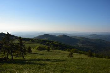 Slavnik ni najvišji vrh v Čičariji, saj je nižji od Medvižice, Glavičorke in tudi od Ostriča.