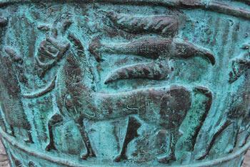 Vače so znane po številnih najdiščih iz Halštatske dobe in Vaški situli.