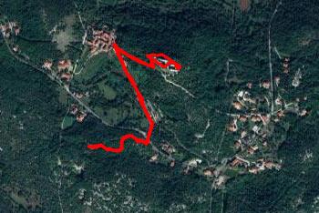 Repentabor se nahaja v zamejski Sloveniji na Tržaškem Krasu.