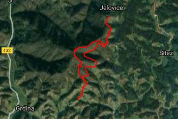 Vrh Jelovic je najvišji grič Haloz. Ker se nahaja v njihovem osrčju je odličen razglednik s pogledom na Pohorje in Dravsko ravan.