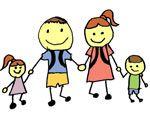 Krožna pot na Osrenco je primerna za družinski izlet s otroki starimi 3 do 4 leta.