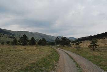 Bele ovce so manj znani hrib, ki se nahaja na Notranjskem poleg Velike Milanje in znane Volovje Rebri.