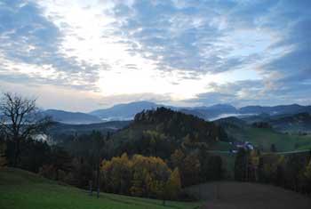 Krožni izlet do Forhteneka nas vodi po gozdovih in skozi štajerske vasi.