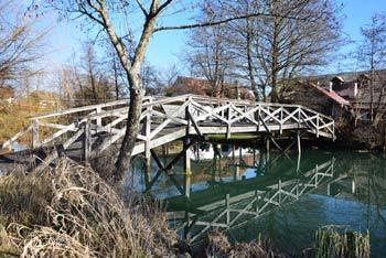 Izvir Krke je s svojo bližnjo okolico eden lepših kotičkov v Sloveniji.