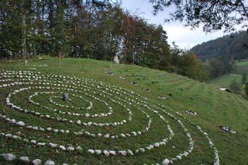 Javorje je urejen park, ki se nahaja blizu Osrence.