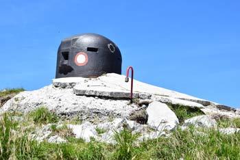 Možic se nahaja na zahodnem predelu Soriške planine.