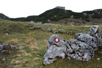 Planina Govnjač je pozabljena in redko obiskana planina ob vznožju Tolminskega Kuka.