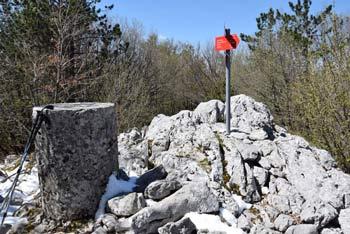 Razsušica je eden izmed tisočakov v slovenski Čičariji.